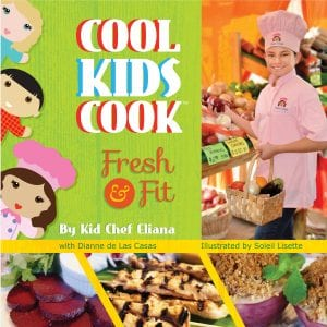 Cool Kids Cook Fresh & Fit book cover
