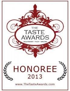Taste Award 2013 Honoree