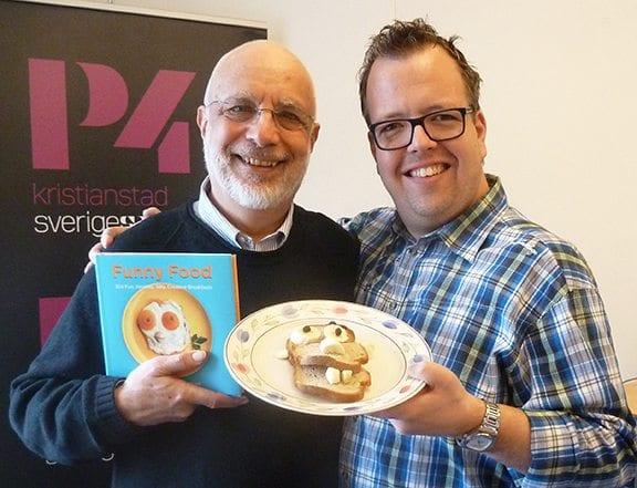 Bill Wurtzel of Funny Food Art