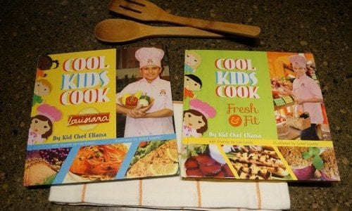 Cool Kids Cook Louisiana and Fresh & Fit