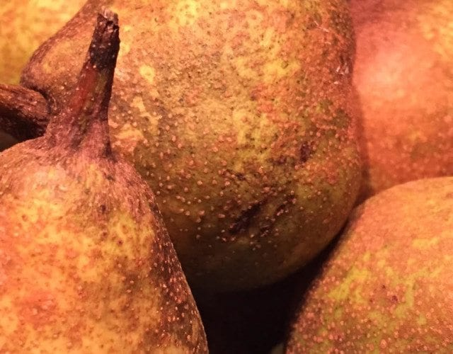 Cooking Pears